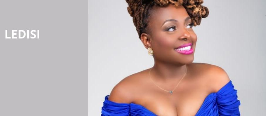 Ledisi, Modell Performing Arts Center at the Lyric, Baltimore