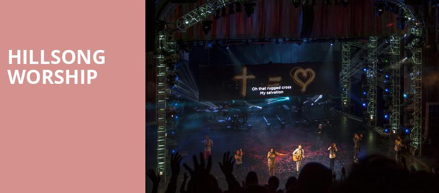 Hillsong Worship, UMBC Event Center, Baltimore