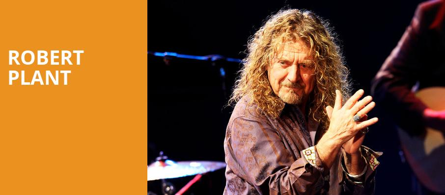 Robert Plant, Merriweather Post Pavillion, Baltimore