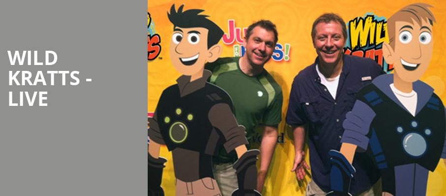 Wild Kratts Live, Modell Performing Arts Center at the Lyric, Baltimore