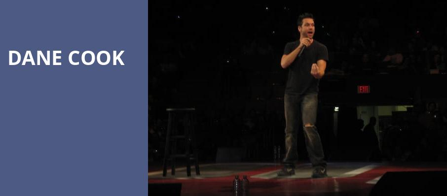 Dane Cook, Hippodrome Theatre, Baltimore
