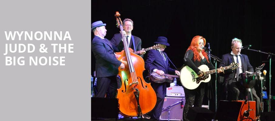 Wynonna Judd The Big Noise, Rams Head On Stage, Baltimore