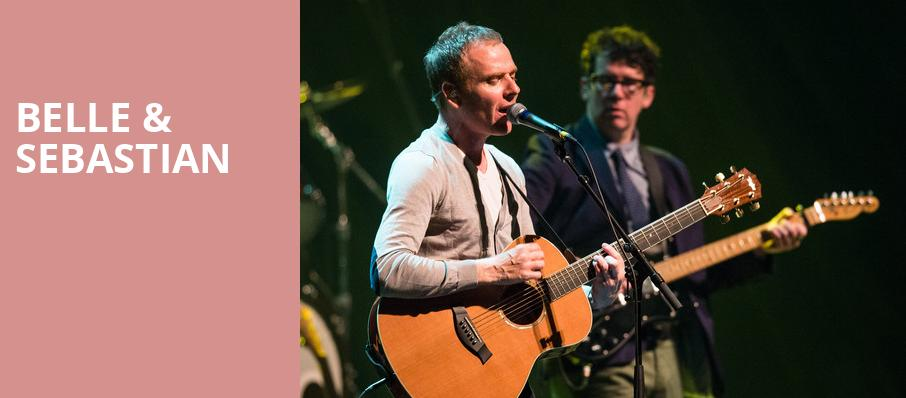 Belle Sebastian, Merriweather Post Pavillion, Baltimore