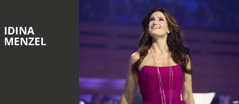 Idina Menzel, Modell Performing Arts Center at the Lyric, Baltimore
