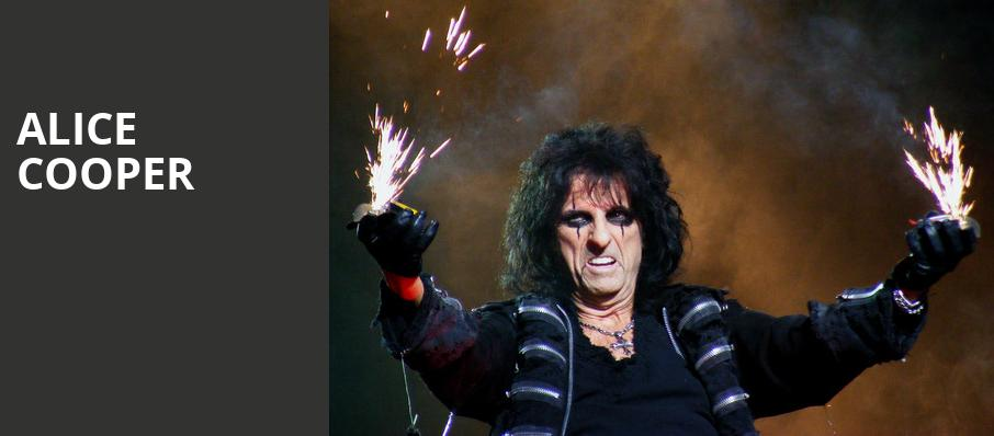Alice Cooper, The Hall at Live Casino and Hotel, Baltimore