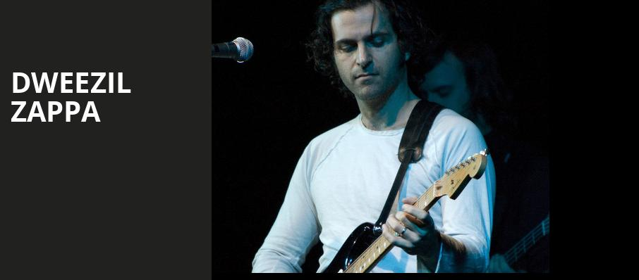 Dweezil Zappa, Rams Head Live, Baltimore