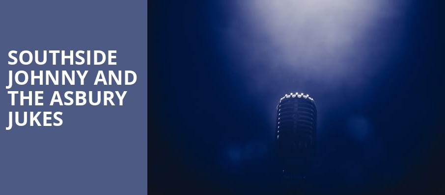 Southside Johnny and The Asbury Jukes, Rams Head On Stage, Baltimore