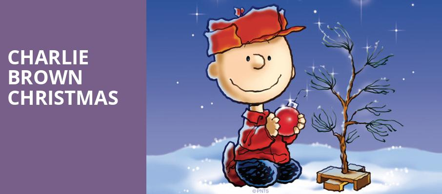 Charlie Brown Christmas, Modell Performing Arts Center at the Lyric, Baltimore