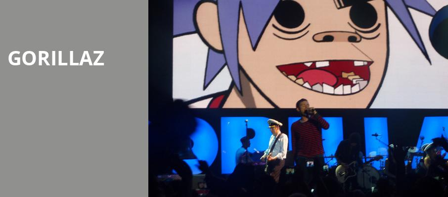 Gorillaz, Merriweather Post Pavillion, Baltimore
