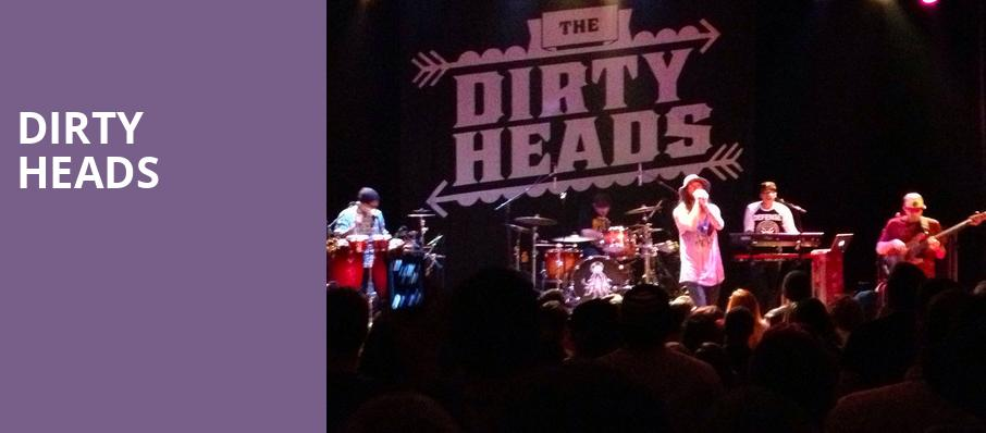 Dirty Heads, Pier Six Concert Pavilion, Baltimore