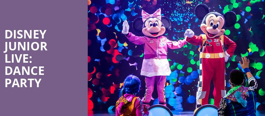 Disney Junior Live Dance Party, Modell Performing Arts Center at the Lyric, Baltimore