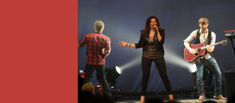 Lady Antebellum, Merriweather Post Pavillion, Baltimore