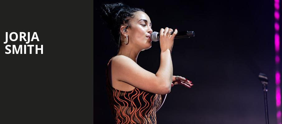 Jorja Smith, Rams Head Live, Baltimore