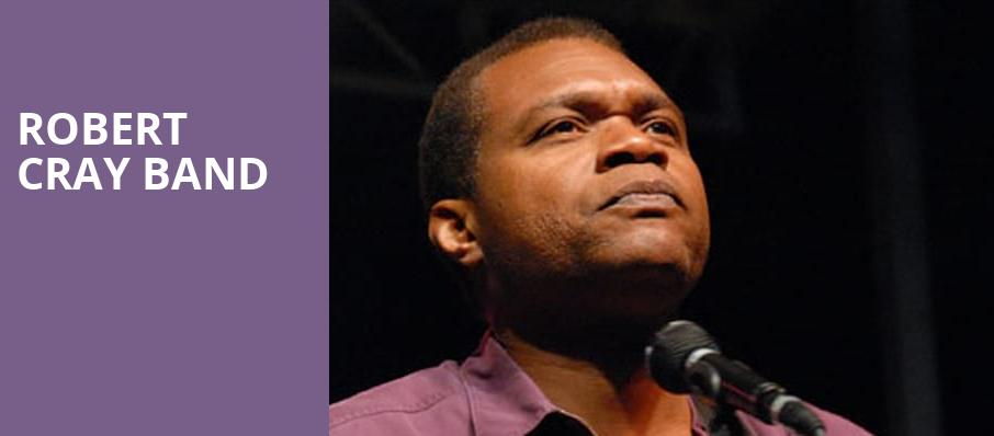 Robert Cray Band, Rams Head On Stage, Baltimore
