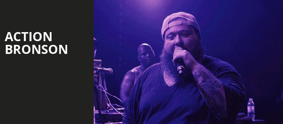 Action Bronson, Baltimore Soundstage, Baltimore