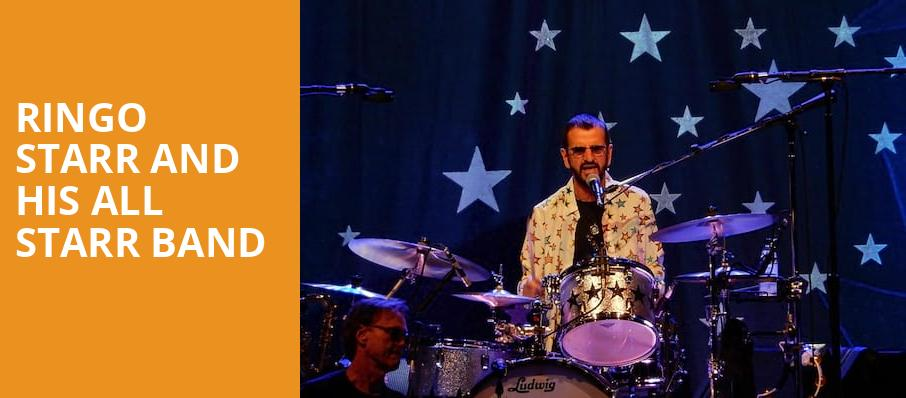Ringo Starr And His All Starr Band, Modell Performing Arts Center at the Lyric, Baltimore