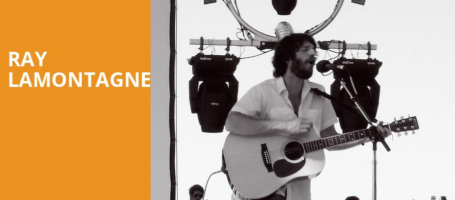 Ray LaMontagne, Modell Performing Arts Center at the Lyric, Baltimore