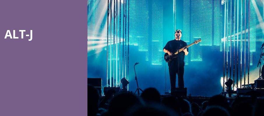 Alt J, Merriweather Post Pavillion, Baltimore