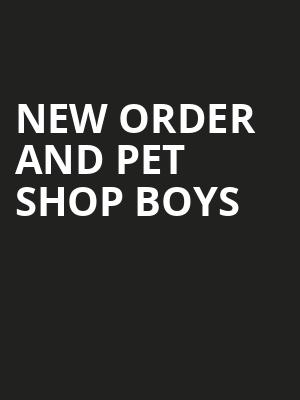 New Order and Pet Shop Boys, Merriweather Post Pavillion, Baltimore