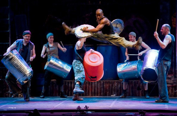 Dates announced for Stomp