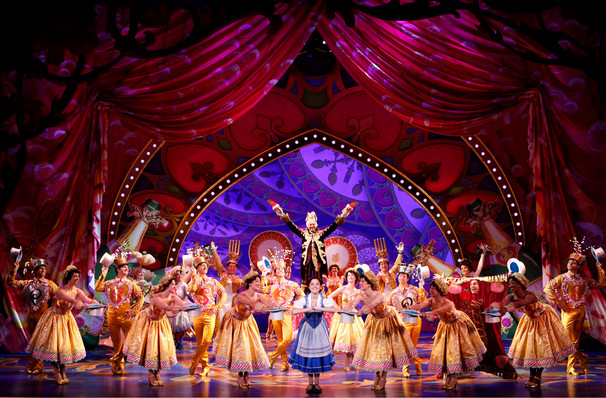 Disneys Beauty And The Beast, Hippodrome Theatre, Baltimore
