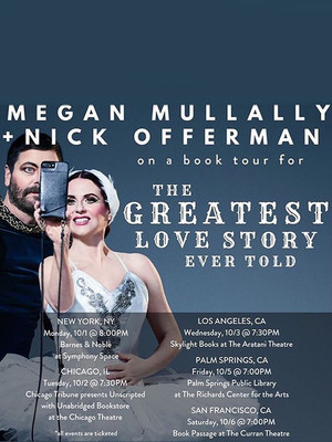 Nick Offerman & Megan Mullally Poster