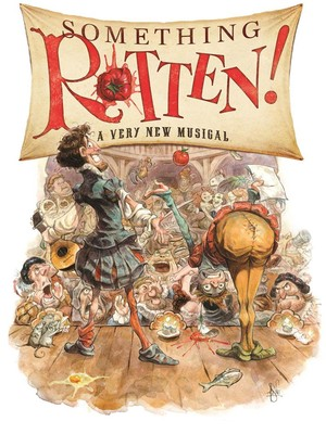 Something Rotten, Hippodrome Theatre, Baltimore