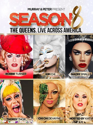 Season 8. The Queens. Poster